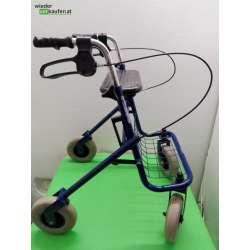 Ideal Rollator und Krücken