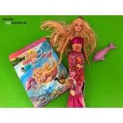 Barbie Set 1 Merliah inkl. DVD
