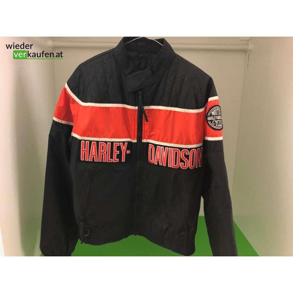 best authentic 0a381 7a7c9 Harley Davidson Sommer Jacke Größe S