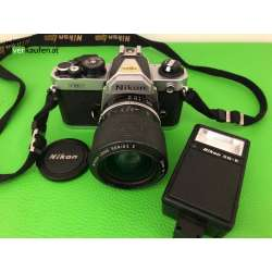 Nikon FM2 Spiegelreflexkamera