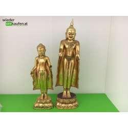 Buddha Statuen Set