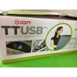 ION USB Plattenspieler- neu