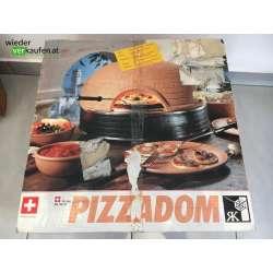 Pizza Dom- neuwertig