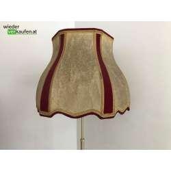 Alte schöne Stehlampe
