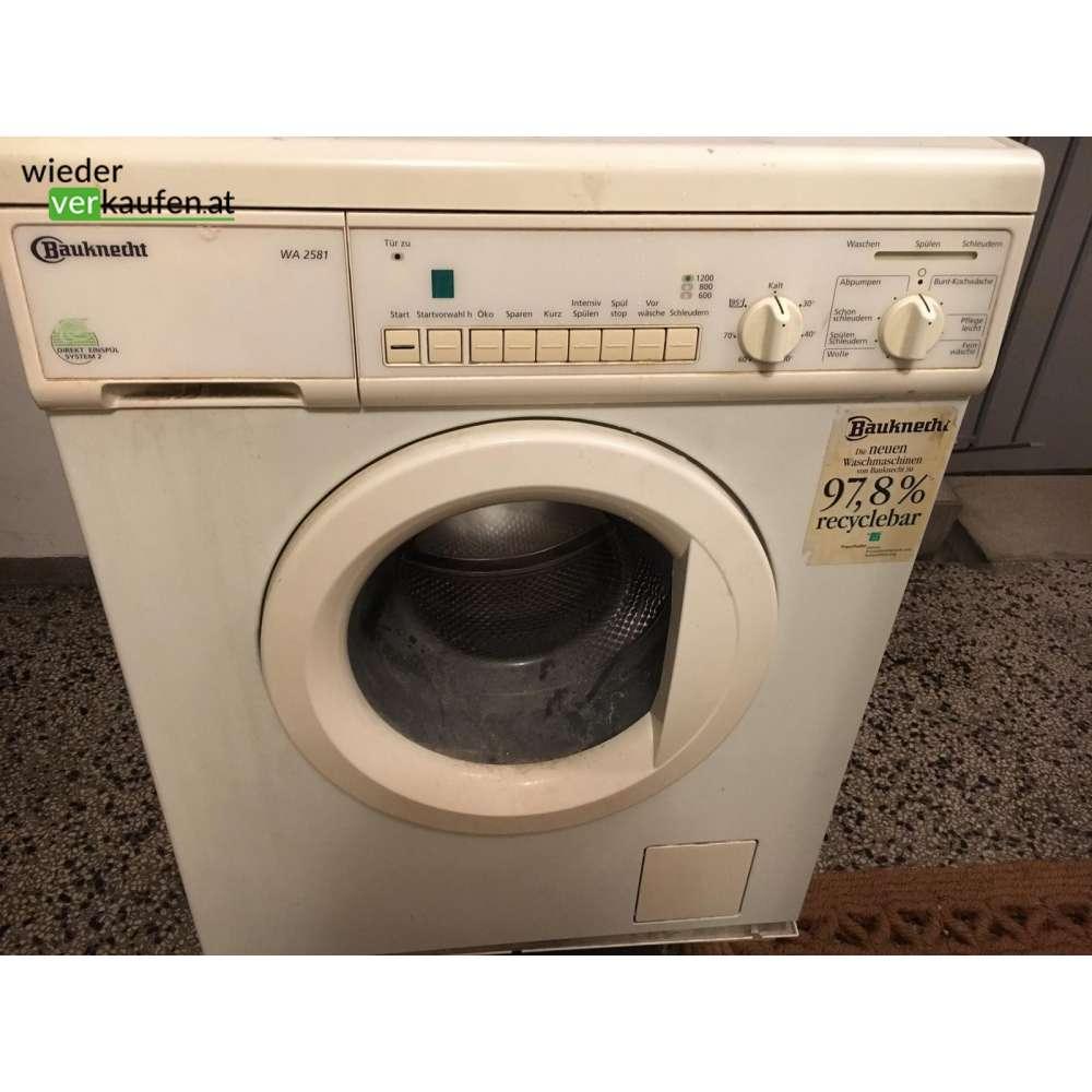 waschmaschine bauknecht –