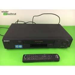 Sony VHS Recorder