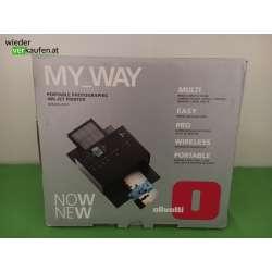 Olivetti My-Way Foto Drucker