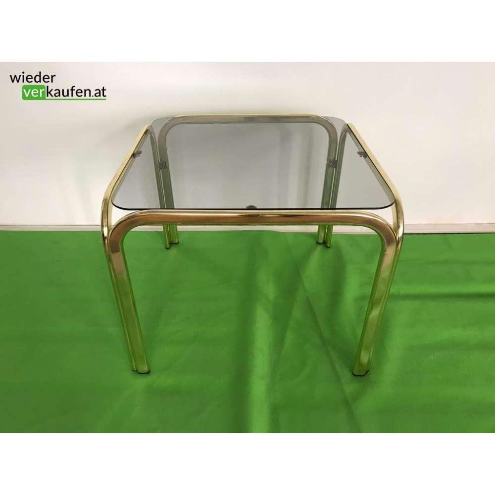 rauchglas beistelltisch. Black Bedroom Furniture Sets. Home Design Ideas