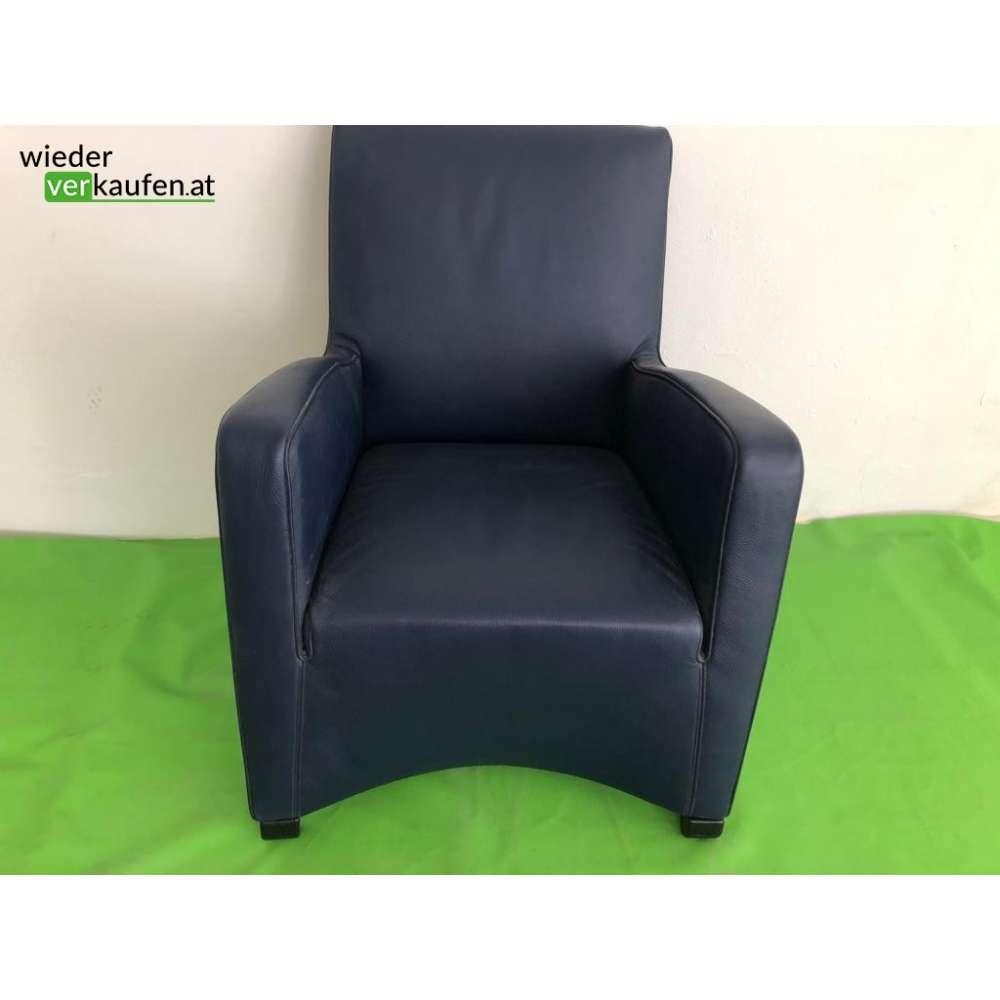 wittmann fauteuil dunkelblau. Black Bedroom Furniture Sets. Home Design Ideas