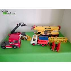 Playmobil Baufahrzeuge...