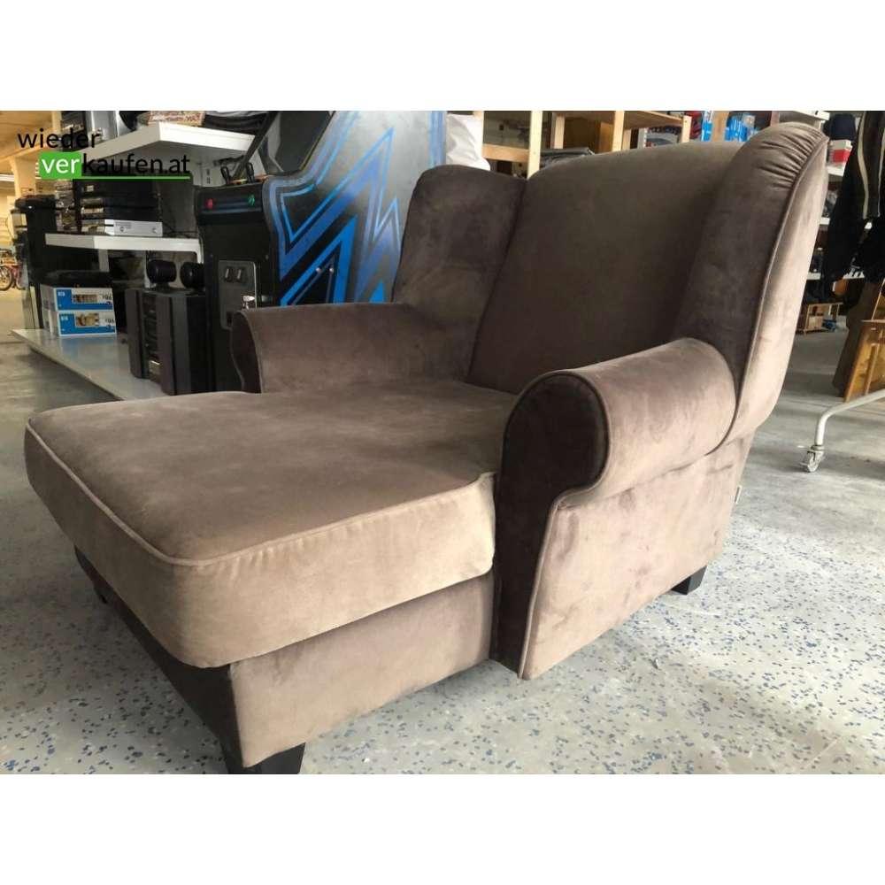 xl liegecouch james woods edition. Black Bedroom Furniture Sets. Home Design Ideas