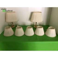 2 Tischlampen mit...