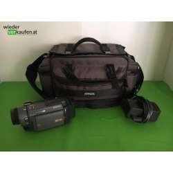 Sony 3ccd DV Cam mit Tasche