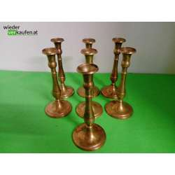 7 Kerzenständer Set aus...