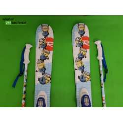 Rossignol Minion Kinder Ski...