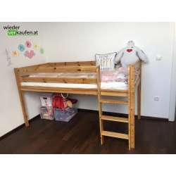 Kinder Hochbett aus Holz