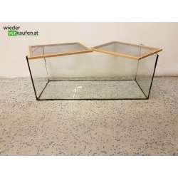 Glasterrarium für Tagetiere