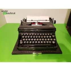 Torpedo Schreibmaschine im...