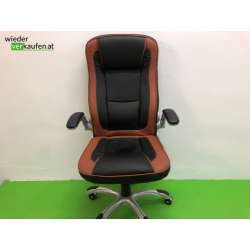 Büro/Chefsessel in Lederoptik