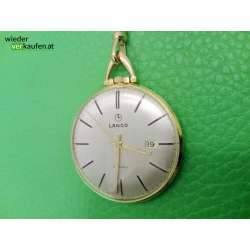Lanco 17 Jewels Taschen Uhr...