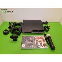 Playstation 3 + 2 Spiele