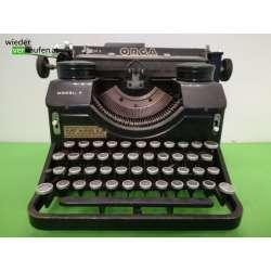 Antike Orca Schreibmaschine