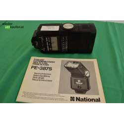 National PE-387S Blitzgerät