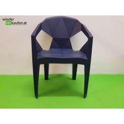 Designer Sessel - Blau