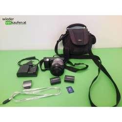 Sony Nex- 5 mit Objektiv...