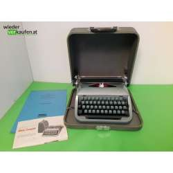 Torpedo Schreibmaschine...