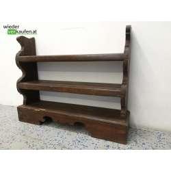 Gewürzregal aus massiven Holz