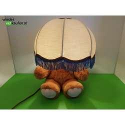 Teddybär Sitzlampe- upgecycled