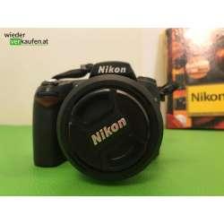 Nikon D90 Komplettausrüstung