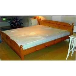 Vollständiges Holz Bett