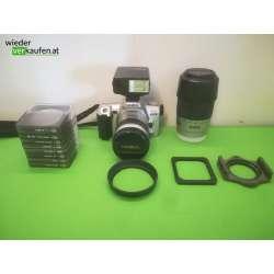Minolta 404si Dynax Kamera Set