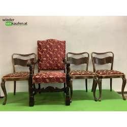 Thonet Nachbau Sessel Set