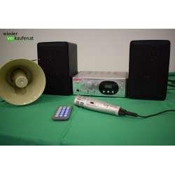 Mc Voice Mini Stereo Radio...