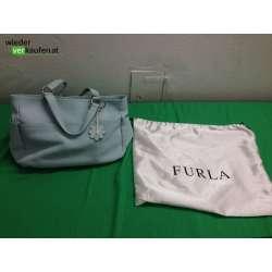 Furla Handtasche Babyblau