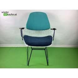 Wire Chair um 1960 von Ches...