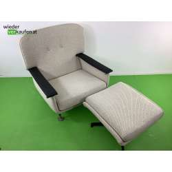 Vintage Lounge Chair mit...