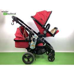 iCandy Kinderwagen für 2...