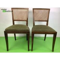 Satz von 6 Vintagestühlen...