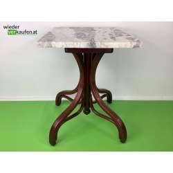 Eleganter Bugholztisch mit...
