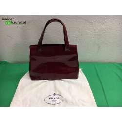 Prada Lackleder Tasche