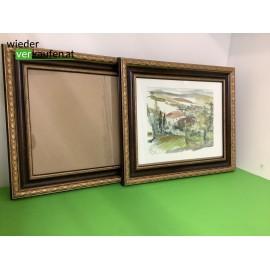 Stilvolle Holzbilderrahmen...
