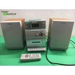 Sony CMT Stereoanlage mit...