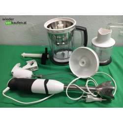Braun 600 Watt Turbo Mixer Set