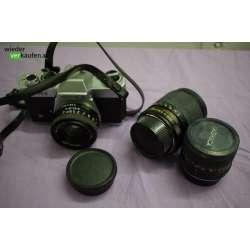 Yashica Spiegelreflex Kamera