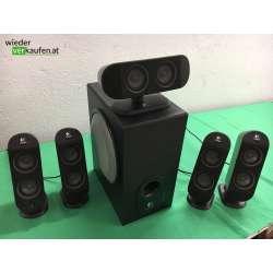 Logitech Lautsprecher System