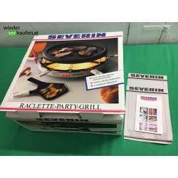 Serverin Grill Raclette NEU...